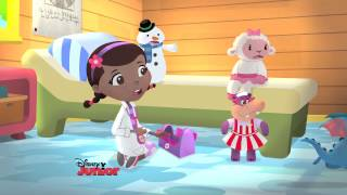 Stuffy has a sticker stuck to his foot and he's too scared to pull it off! Will the Doc be able to help him? Subscribe to get a new dose of DisneyJuniorUK f...