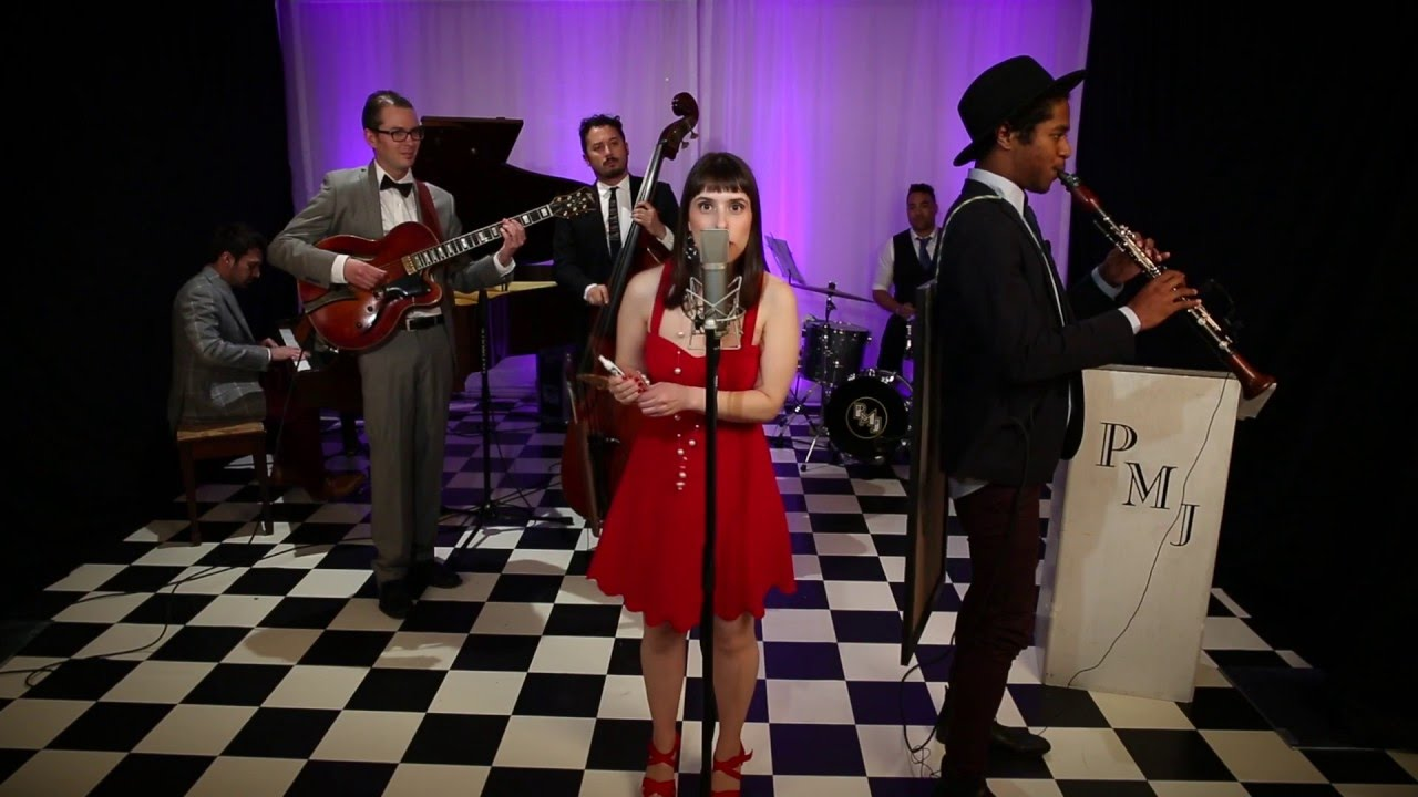 Ex's and Oh's – Vintage '30s Jazz Elle King Cover ft. Lisa Gary