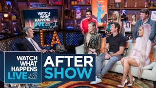 After Show: Brandi Glanville Snubbed Rebecca Romijn And Jerry O'Connell | WWHL