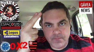 Pós-Jogo: Cruzeiro 0x2 Flamengo! #FomosatéoFim ... Hora de pensarmos em 2019!