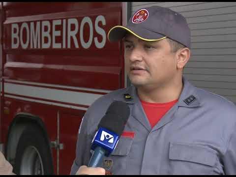 Bombeiros alertam sobre Queimadas