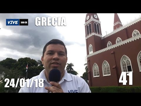 Revista Vive 506 CR - 24/01/2018 - Grecia