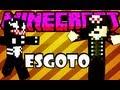Cuidado com o Esgoto ft. Feromonas - STRATOSPHERE SURVIVAL #4 MINECRAFT