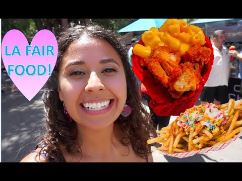 PREVIEW FOOD WITH ME FROM THE LA FAIR
