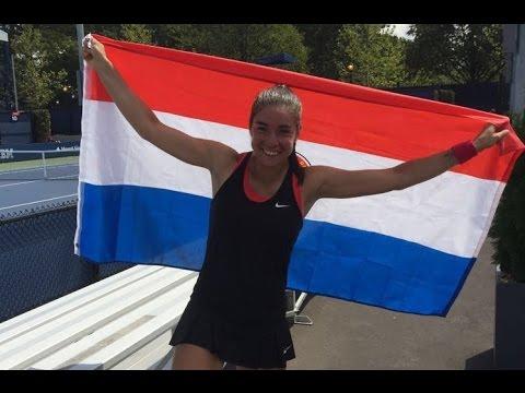 Montserrat, al cuadro principal del US Open