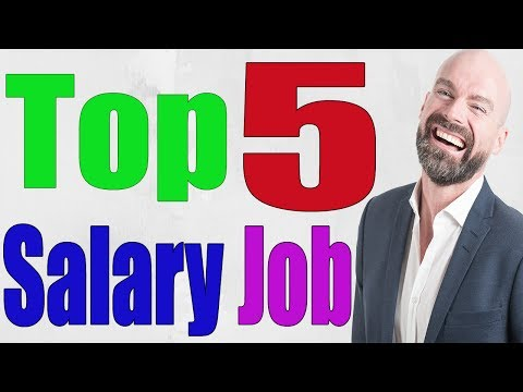 Top 5 Highest Paying jobs in India || Best Career In India || best job in india ||