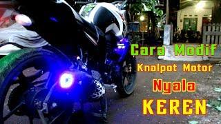 Video Cara Bikin Knalpot Motor Menyala Mirip JET MP3, 3GP, MP4, WEBM, AVI, FLV Juli 2018