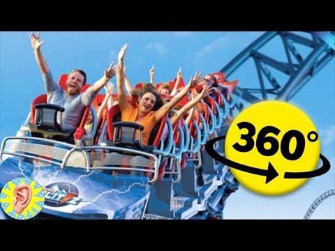 360° Hız Treni Deneyimi! Oradaymış Gibi Hissedeceksiniz!