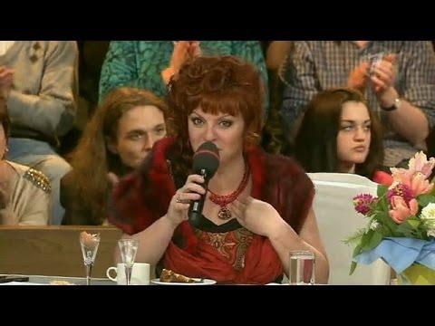 Наталья Толстая - Время обедать! (16.04.2014)