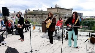 Video Them Beatles ''Rooftop'' Show, Liverpool Central Library Beatleweek 2015 MP3, 3GP, MP4, WEBM, AVI, FLV Mei 2017