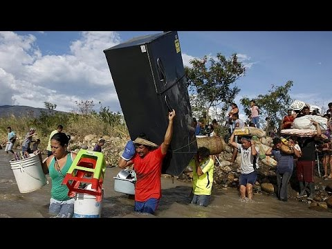 Βενεζουέλα:Οι απελάσεις Κολομβιανών συνεχίζονται