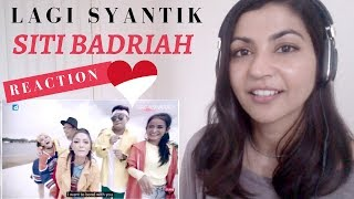 Video Siti Badriah - Lagi Syantik-- Reaction Video! / Indonesian Music Reaction MP3, 3GP, MP4, WEBM, AVI, FLV Juli 2018