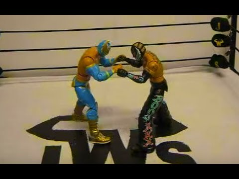 JWS - Sin Cara vs Rey Mysterio (FULL MATCH) Episode 2 Pt 1