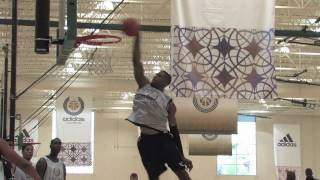 Thomas Robinson - Around the Key Dunking Drills