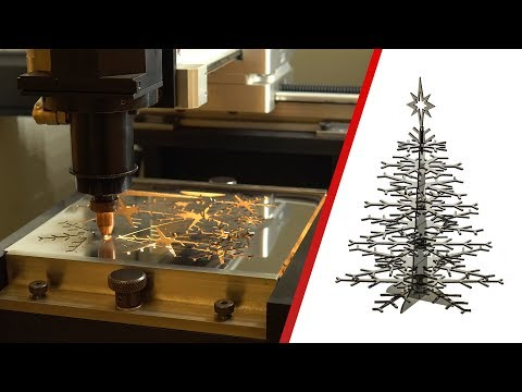 "<h3>Laser Cutting - Decorative Christmas Tree</h3><span style=""font-size: 14px; white-space: pre-wrap; font-family: Roboto, Arial, sans-serif; color: #0a0a0a;"">In this Holiday Edition Laser Cutting video we demonstrate the FiberStar Compact Laser Cutting Workstations ability to laser cut customized decorative Christmas designs out of precious alloys.Merry Christmas and Happy Holidays from all of us here at LaserStar Technologies!</span>"
