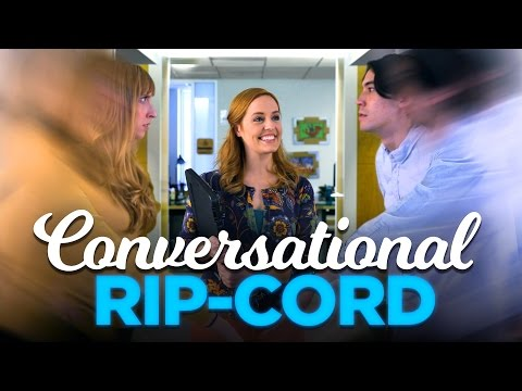 Conversational Ripcord The Fastest Way To Leave A