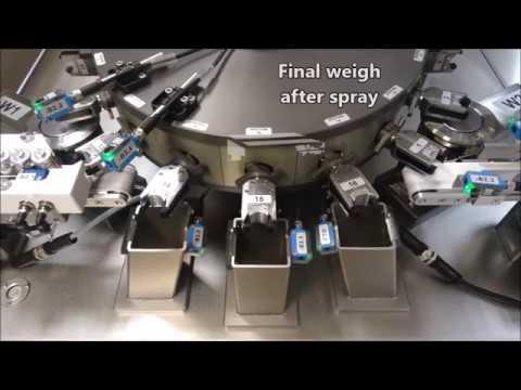VFT60 Aerosol Valve Function Tester