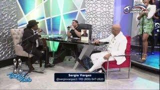Sergio Vargas Sorprende a Manny Manuel En Buena Noche TV