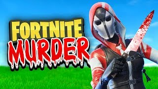 MURDER MYSTERY in Fortnite Battle Royale