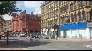 Bradford United Kingdom  City pictures : City park beautiful place in Bradford England.