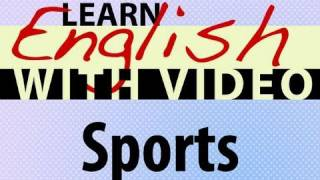 Sports Video Lesson
