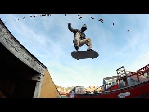 North Myrtle Beach/Stability skatepark (HD)