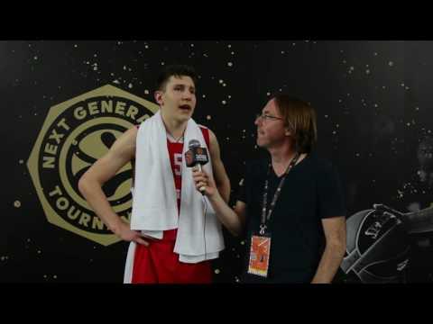 ANGT Interview: Aleksa Uskokovic, U18 Crvena Zvezda Telekom Belgrade