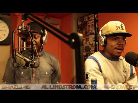 rapper - Last week, new comer Chance The Rapper, OG Talib Kweli, and Cory Mo came together on Showoff Radio with Statik Selektah. Over ASAP Rocky's 1 Train beat, Tali...