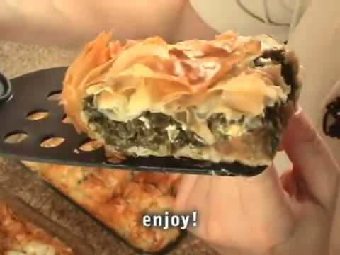How to Make Spanakopita – Easy Greek Spinach Pie Recipe