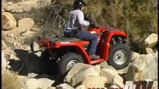 7. ATV Television - 2003 Can Am Outlander 400 Test