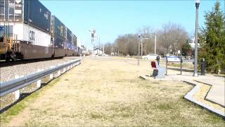 Tullahoma (TN) United States  city photo : a day on the csx in tullahoma tennessee