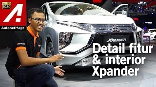 Video Mitsubishi Xpander first impression review supported by FirewoodFX MP3, 3GP, MP4, WEBM, AVI, FLV Agustus 2017