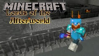 Minecraft | Lords of the Afterworld | #9 INTO THE DARK