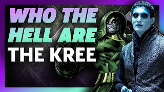 Video Who The Hell Are The Kree? | Agents of SHIELD, Captain Marvel, MCU MP3, 3GP, MP4, WEBM, AVI, FLV Desember 2018