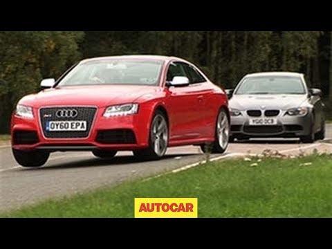 Audi RS5, BMW M3