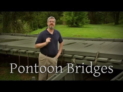 Pontoon Bridges in Military History