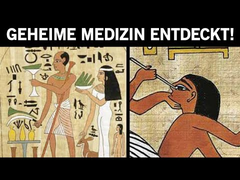 Forscher haben antike Medizin entdeckt, die im menschlichen Körper Wunder bewirkt!
