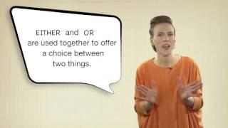 Video Everyday Grammar: Either/Or, Neither/Nor MP3, 3GP, MP4, WEBM, AVI, FLV Juli 2018