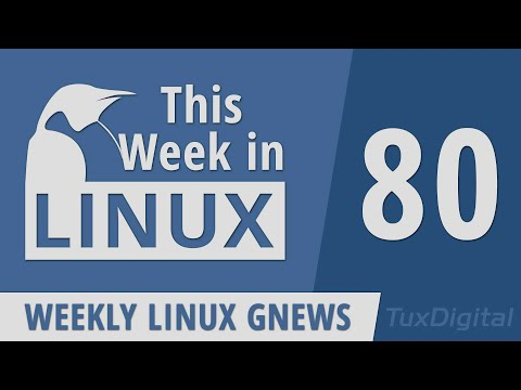 Linux Birthday, IBM POWER, Ubuntu Touch, Pinebook Pro, NVIDIA, Dell, Steam | This Week in Linux 80