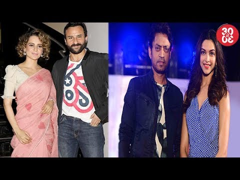 Kangana Responds To Saif's Letter On Nepotism | De