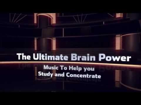 Get Ultimate Brain Power Zox – Music To Help You Study And Concentrate -[ultimate mind power]