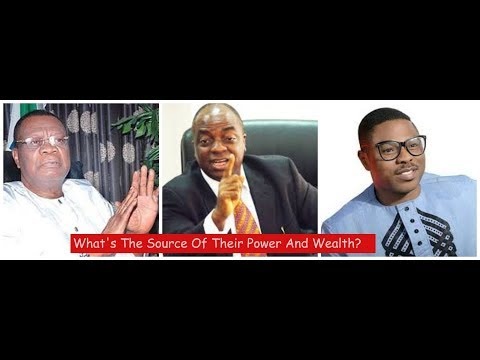 Download EXPOSED? OYEDEPO, ABIARA  & AIYEFELE'S    POWER  SOURCE