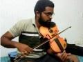 Tu Jaane Na from Ajab Prem Ki Ghazab Kahani in Violin by Subramoni Rengarajan