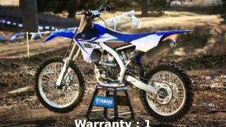 10. 2014 Yamaha YZ 450F - Walkaround and Features