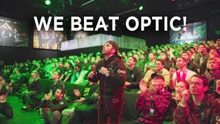 Video WE BEAT OPTIC GAMING!!! MP3, 3GP, MP4, WEBM, AVI, FLV Juni 2018