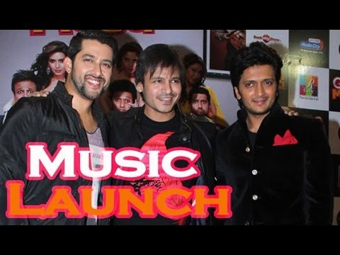 Video 'Grand Masti' Cast At The Music Launch Event Of The Film download in MP3, 3GP, MP4, WEBM, AVI, FLV January 2017
