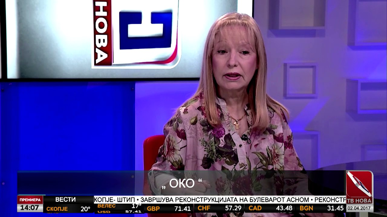 """""""ОКО"""" со Горан Петрески (02.04.2017)"""
