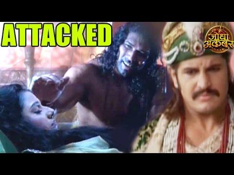 Jodha Akbar : OMG! Jodha ATTACKED by Khaiber | REVEALED 6th August 2014 FULL EPISODE