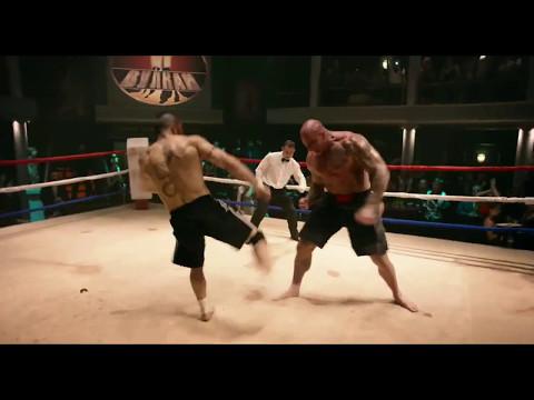 Undisputed 4 - yuri boyks vs koshmar (Full match hd) 2016