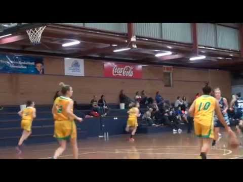Waratah League Bruins Vs. Comets (видео)